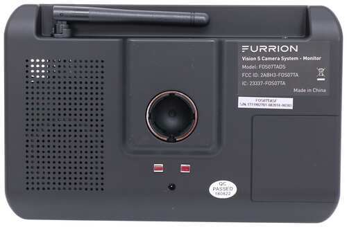 Furrion Rv Observation Camera System W Monitor And