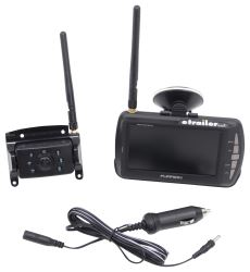 "Furrion Digital Wireless Observation System w/ Color LCD Monitor - 4.3"" Screen"