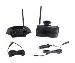 "Furrion Digital Wireless Observation System w/ Color LCD Monitor and Bracket - 4.3"" Screen"