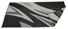 Patio Accessories FR46341 - Black/White - Faulkner