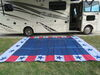 Faulkner RV Mat - Independence Day - Red, White, and Blue - 9' x 12' Red/White/Blue FR46503