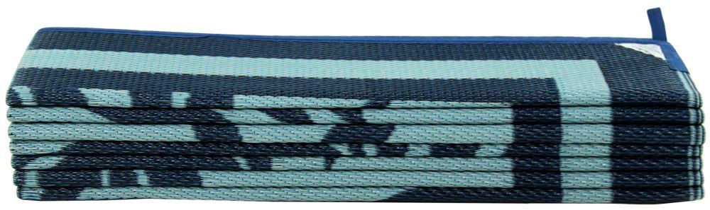 Faulkner Rv Mat Paradise Blue 9 X 12 Faulkner