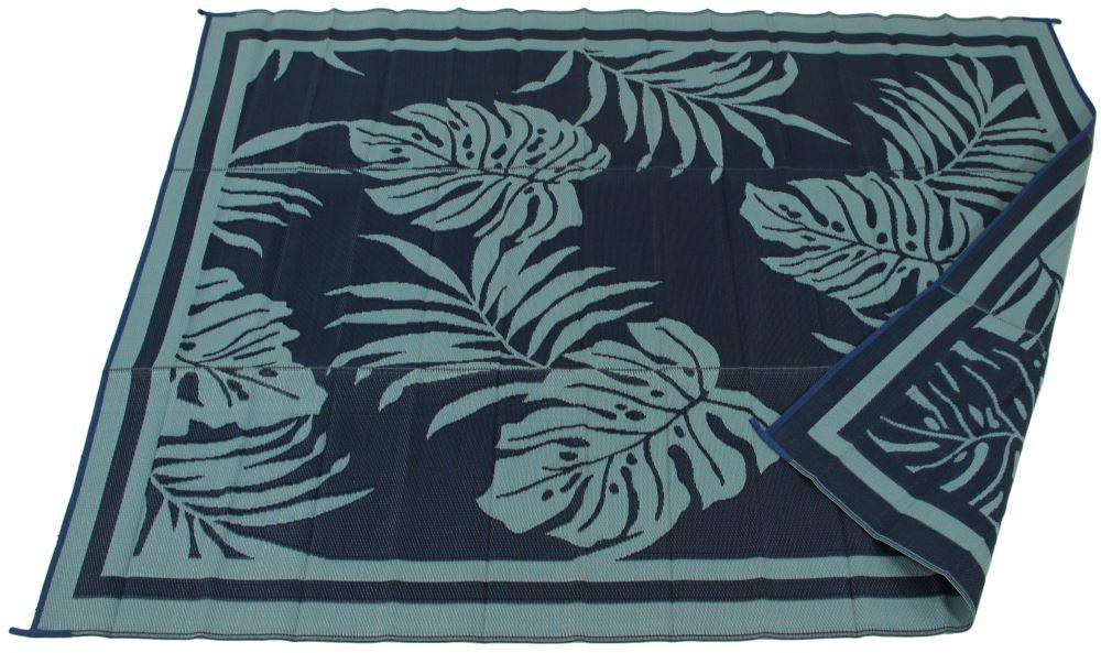 3da47fcb0f9b Faulkner RV Mat - Paradise - Blue - 9' x 18' Faulkner Patio Accessories  FR48932