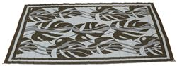 Faulkner RV Mat - Sahara - Brown - 9' x 18'