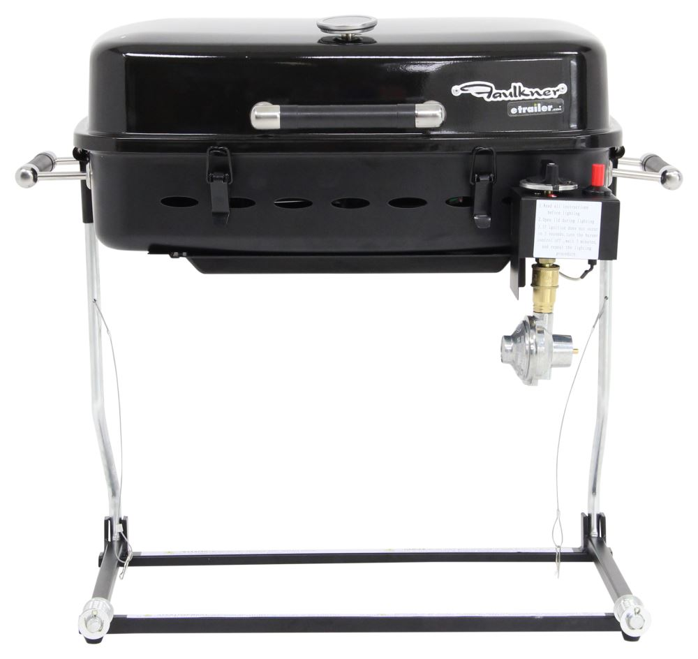 compare faulkner bbq grill vs portable gas grill. Black Bedroom Furniture Sets. Home Design Ideas