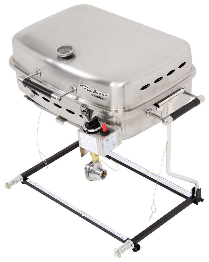FR51323 - Propane Faulkner Grills and Fire Pits