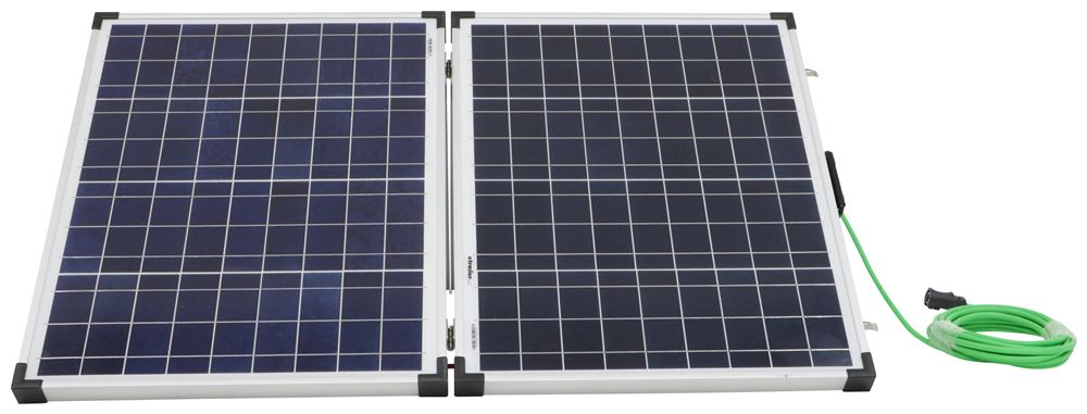 Furrion Portable Solar Panel Battery Charger