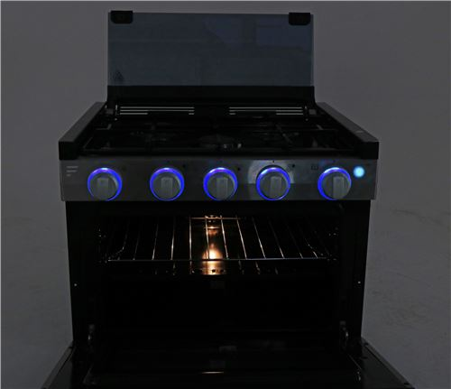 Furrion 2 In 1 Range Oven W Wired Grate 17 Quot Stainless