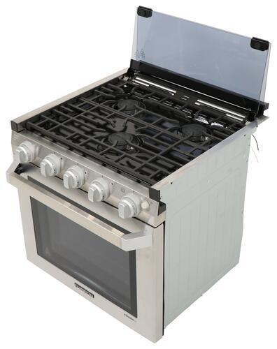Furrion 2 In 1 Range Oven W Die Cast Grate 21