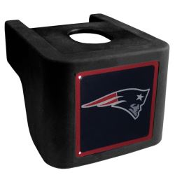 "New England Patriots Shin Shield for 1-1/4"" and 2"" Ball Mounts"