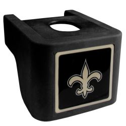 "New Orleans Saints Shin Shield for 1-1/4"" and 2"" Ball Mounts"