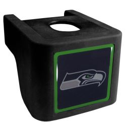 "Seattle Seahawks Shin Shield for 1-1/4"" and 2"" Ball Mounts"