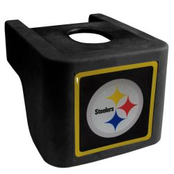 "Pittsburgh Steelers Shin Shield for 1-1/4"" and 2"" Ball Mounts"