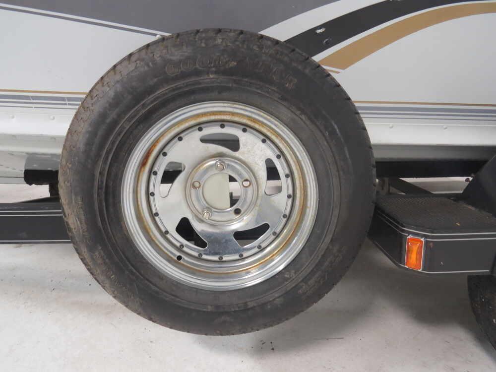 Boat Trailer Tire Carrier