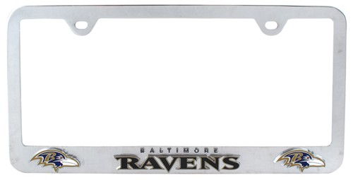 Chrome METAL License Plate Frame IT/'S A RAZORBACKS THING YOU WOULDN/'T UNDERSTAND