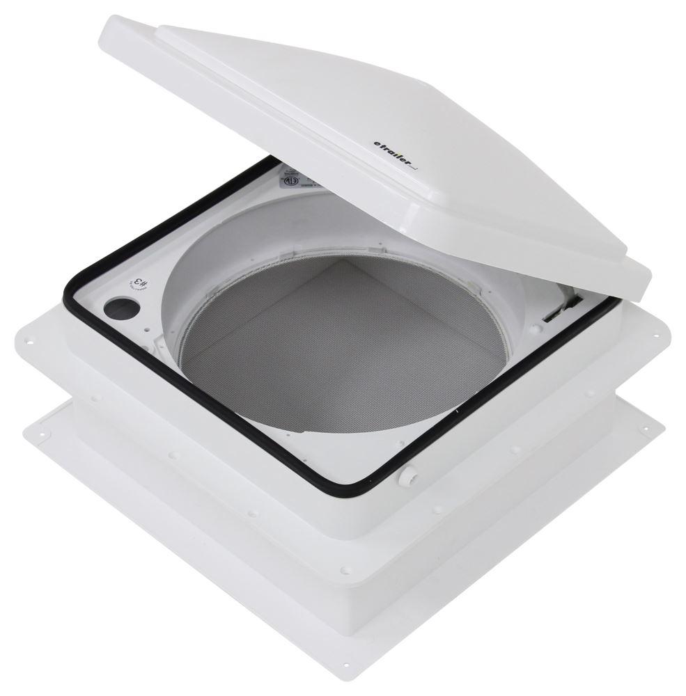 Rv Exhaust Fan : Fan tastic vent rv or trailer roof manual