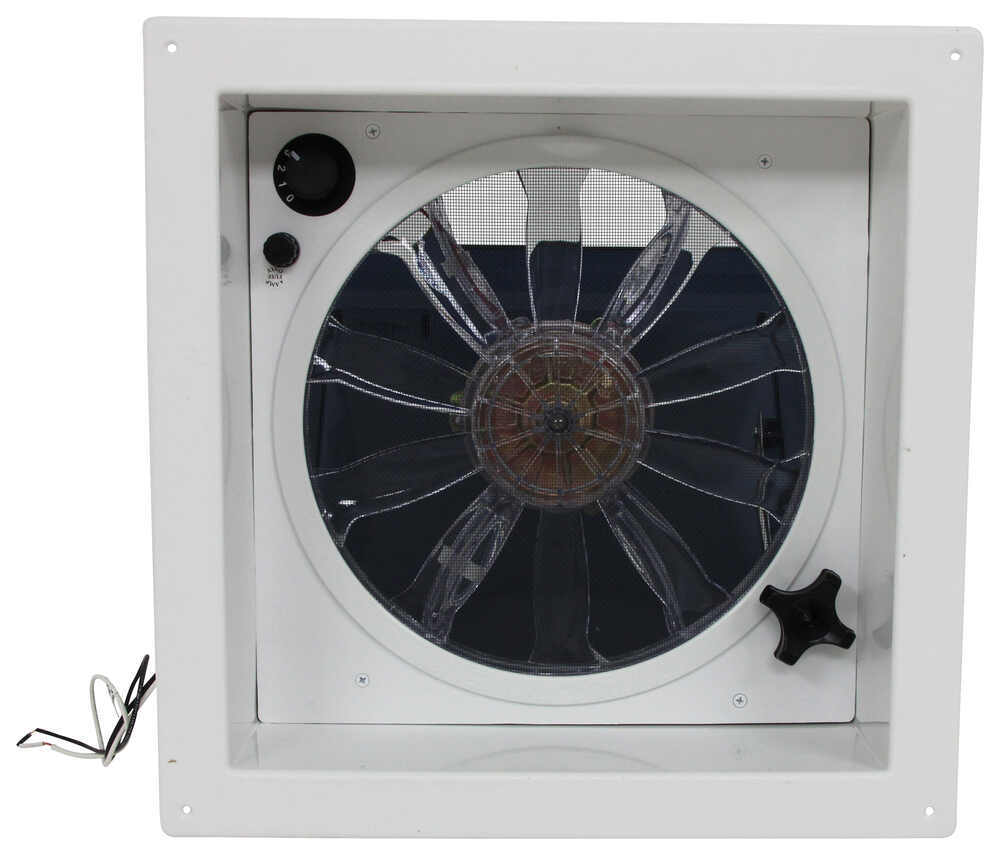 Fan Tastic Vent Roof Vent W 12v Fan Manual Lift 14 1
