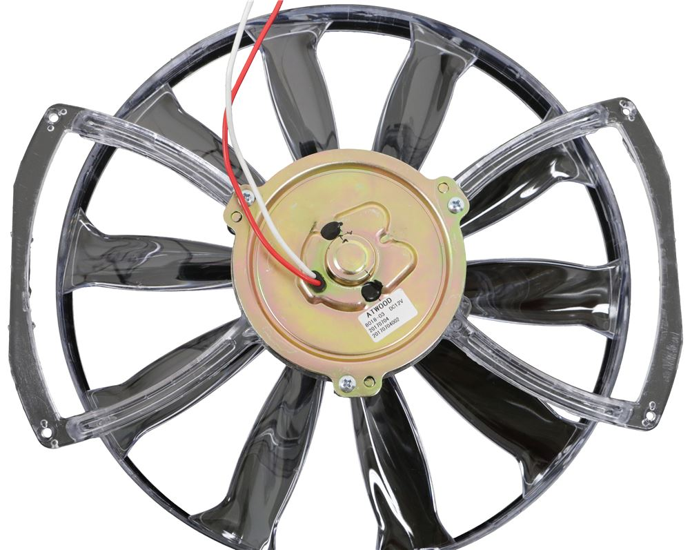 Replacement fan motor assembly kit for fan tastic vent for Exhaust fan motor repair
