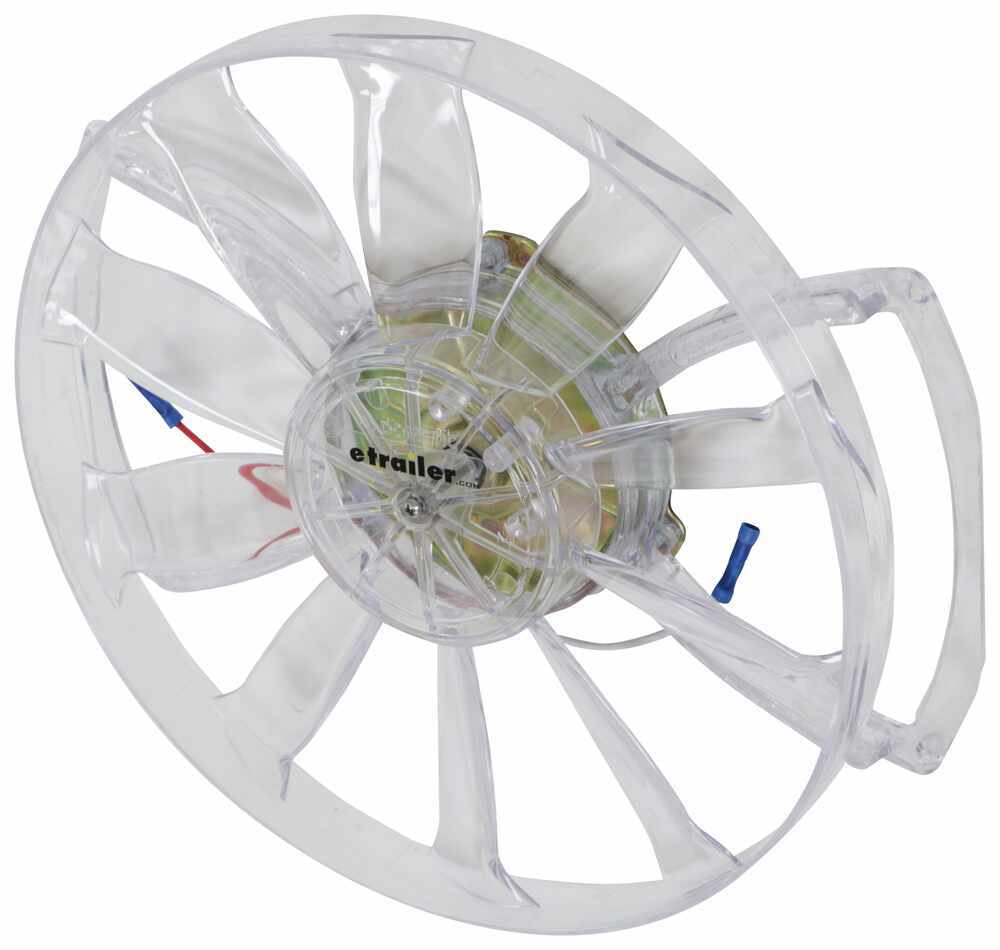 Replacement Fan Motor Assembly Kit for Fan-Tastic Vent Roof Vent