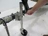 FXP10 - No Drop Leg Fulton Side Frame Mount Jack