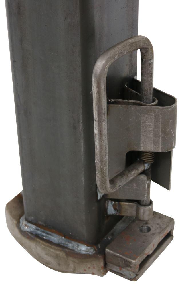 Gooseneck Hitch Coupler : Ram gooseneck coupler w load bearing pin quot adjustment