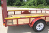 Gorilla-Lift Utility Trailer Tailgate Lift Assist w/ Cable - 300 lbs