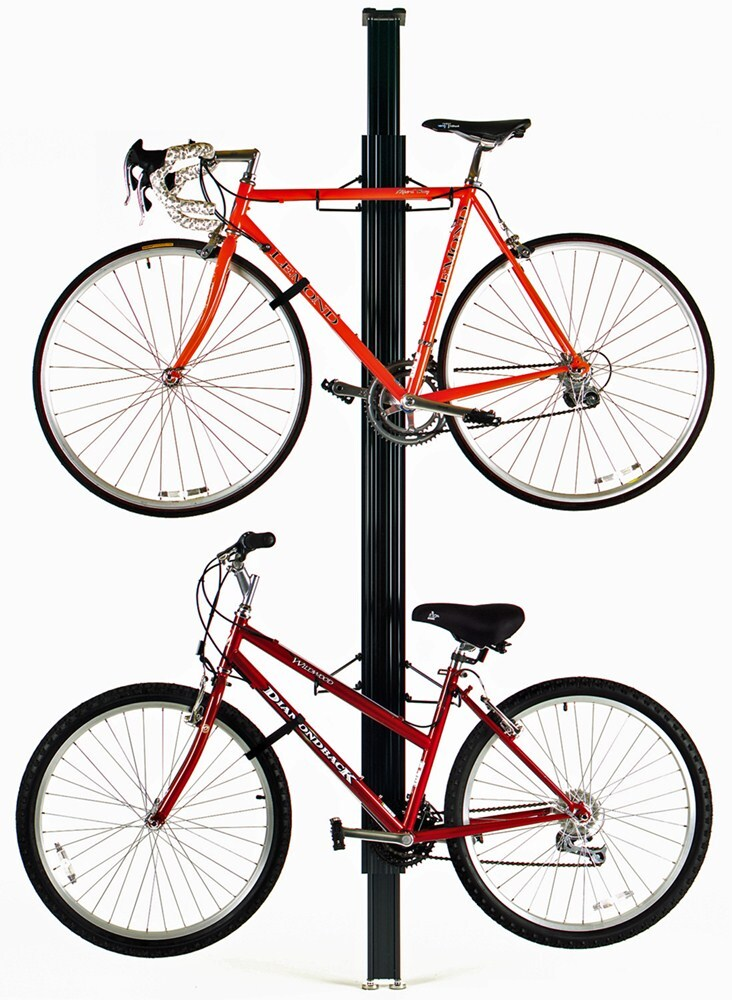 Gear Up Bua Aluminum Bike Storage Rack