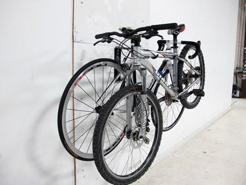 Merveilleux GU40015   Frame Mount Gear Up Bike Hanger