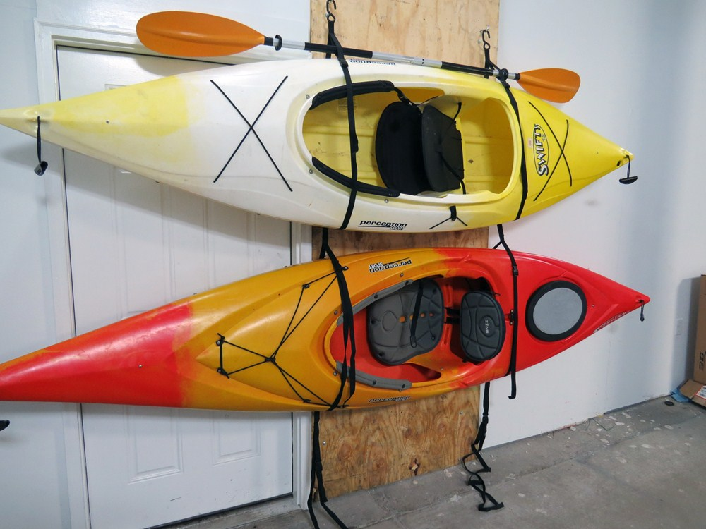Gear Up Hang 3 Deluxe Kayak Strap Storage System 3