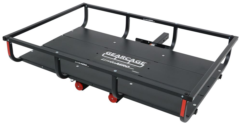 Hitch Cargo Carrier H01380 - Steel - Lets Go Aero