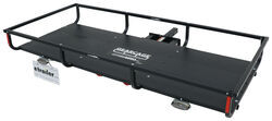 "32x72 Lets Go Aero GearCage FP6 Slide-Out Cargo Carrier for 2"" Hitches - Steel - 300 lbs - H01397"