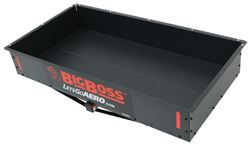 "24x48 Lets Go Aero BigBoss Cargo Carrier for 2"" Hitches - Steel - 300 lbs"