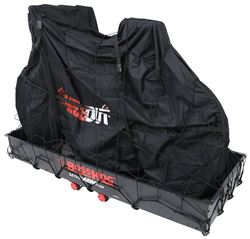 HideOut 2 Bike Transport Kit for Lets Go Aero BossHog Hitch-Mounted Cargo Carrier