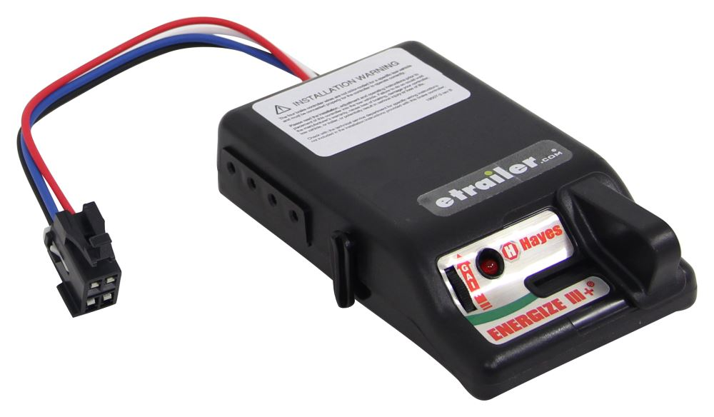 how to set electric brake controller