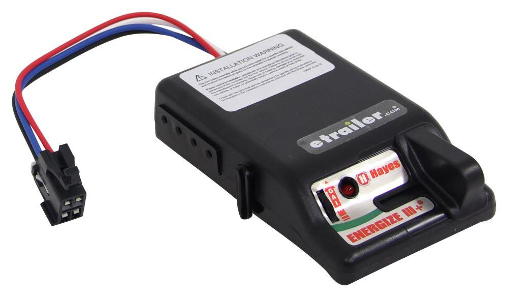 Electric Trailer Brake Controller >> Hayes-Lemmerz Energize III+ Electric Trailer Brake