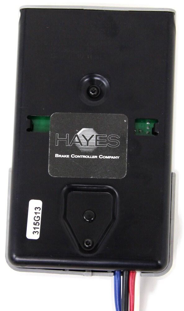 hayes syncronizer brake controller manual