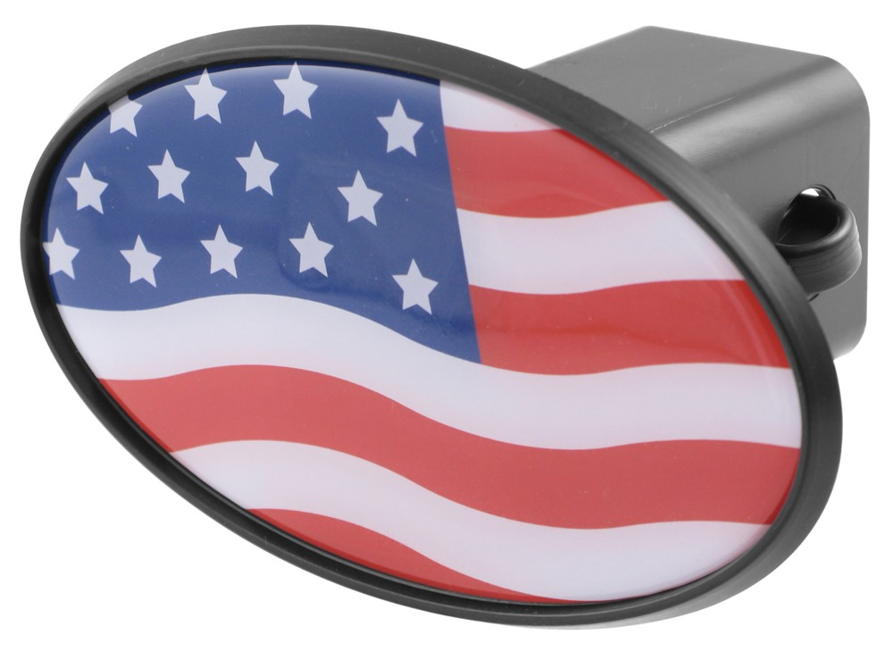 Great American Plastic Face Hitch Covers - HCC11469