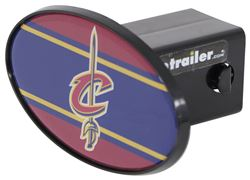 "Cleveland Cavaliers 2"" NBA Trailer Hitch Receiver Cover - ABS Plastic - HCC2205"
