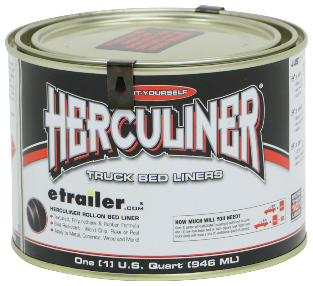 Herculiner Truck Bed Accessories - HCL1B7