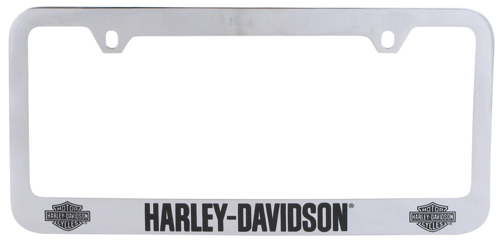 HDLF17 - Harley-Davidson Baron and Baron License Plates and Frames