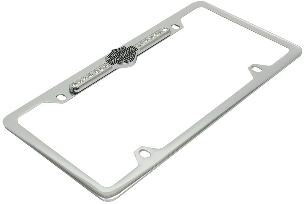 Harley Davidson License Plate Frame Bar Amp Shield With