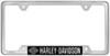 License Plates and Frames HDLFZ18UF - Tag Frame - Baron and Baron