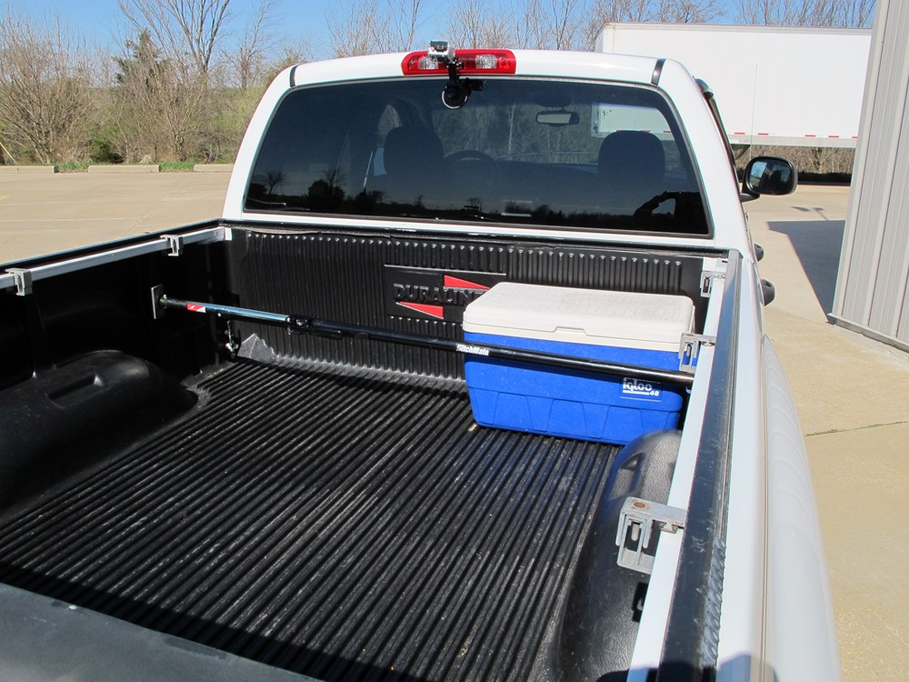 Hitchmate Cargo Ilizer Bar For Full Size Pickup Trucks 59 To 73