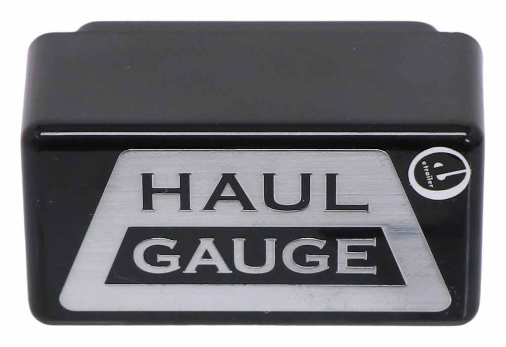 HaulGauge Mobile Tongue Weight and Payload Scale for OBD II