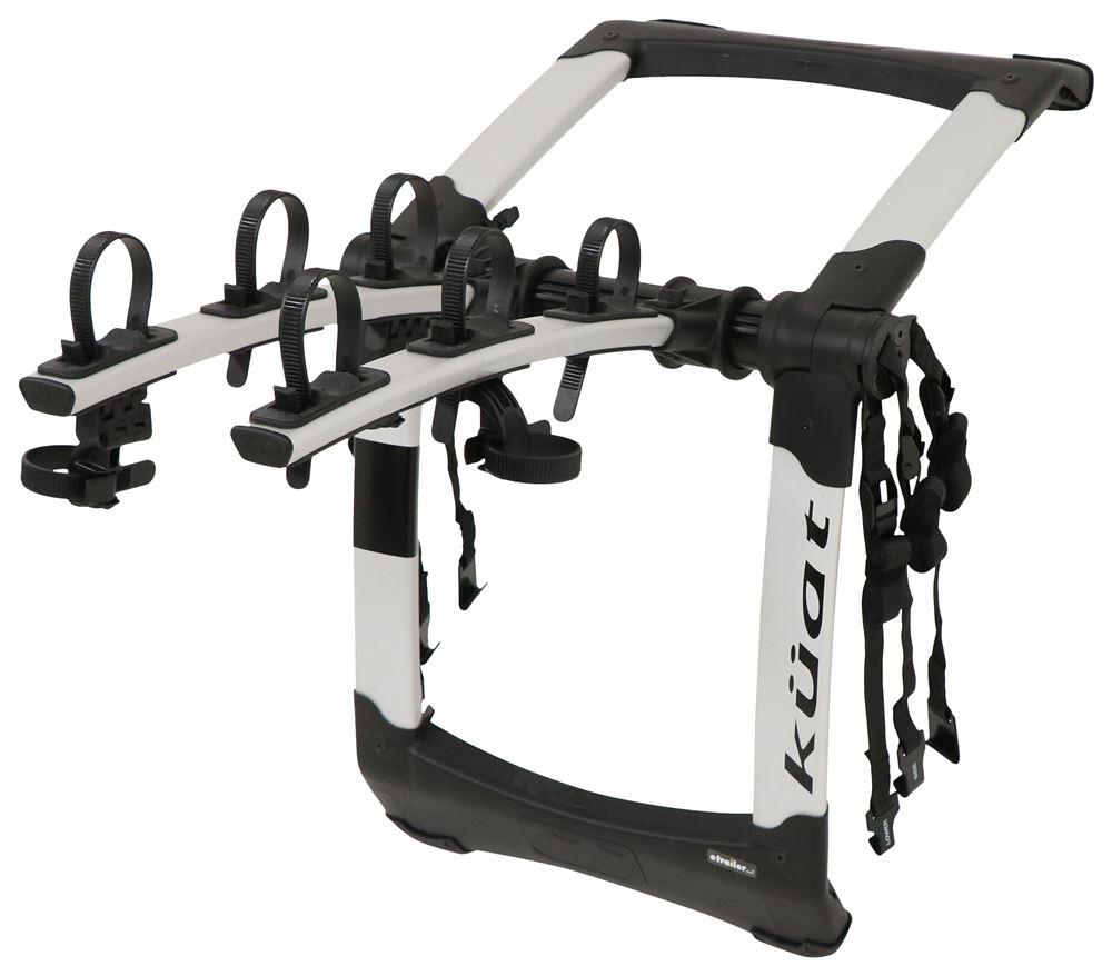 Kuat 3 Bikes Trunk Bike Racks - HIT3S