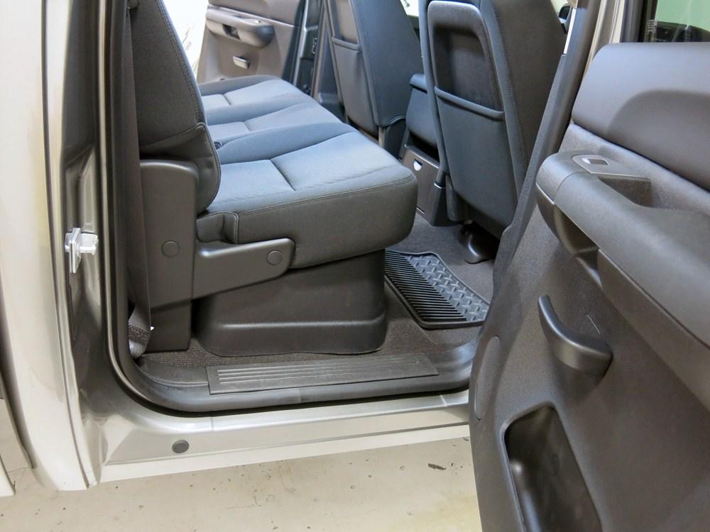 Chevrolet Silverado Husky Gearbox Interior Storage System