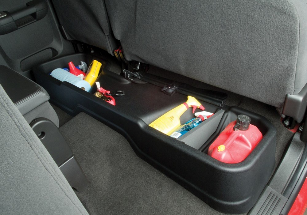 HL09011 - Cargo Box Husky Liners Rear Under-Seat Organizer