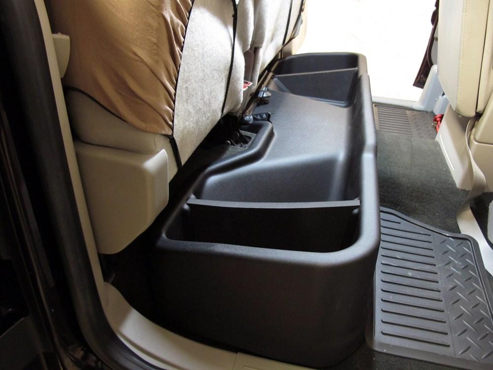 2011 Chevrolet Silverado Husky Gearbox Interior Storage