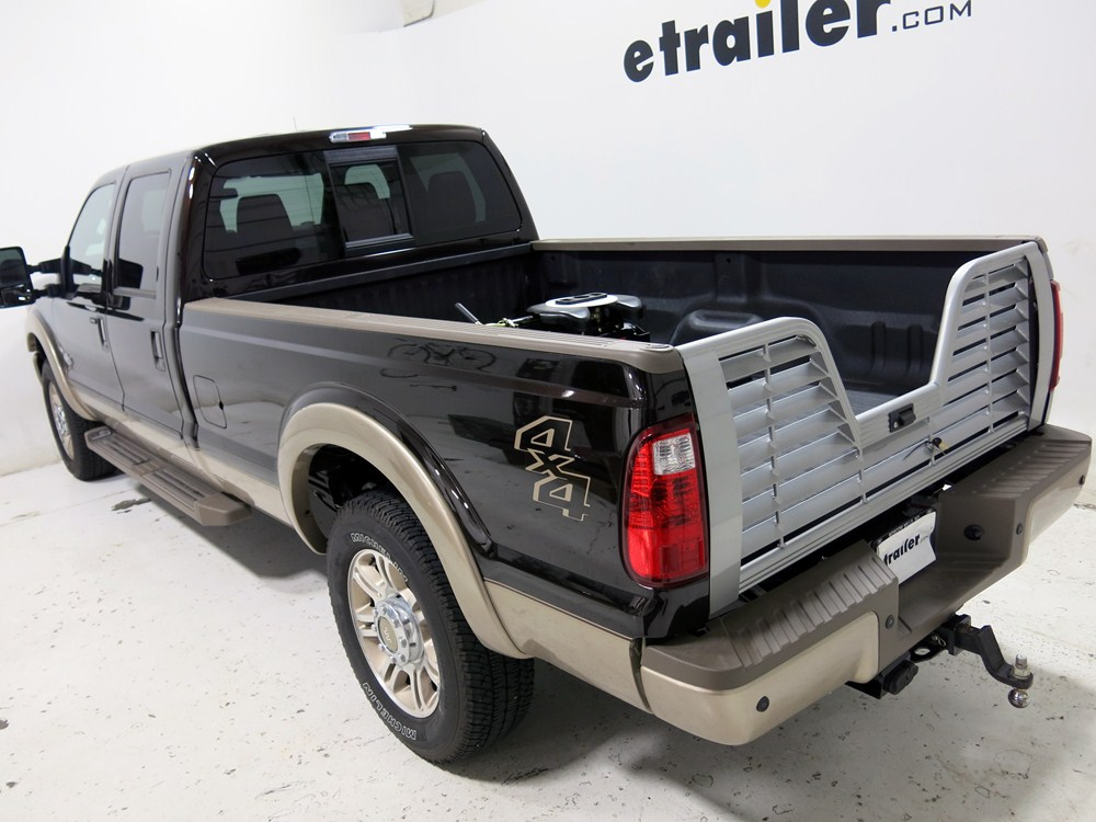 2011 ford f 250 and f 350 super duty husky liners premium 5th wheel louvered tailgate with. Black Bedroom Furniture Sets. Home Design Ideas