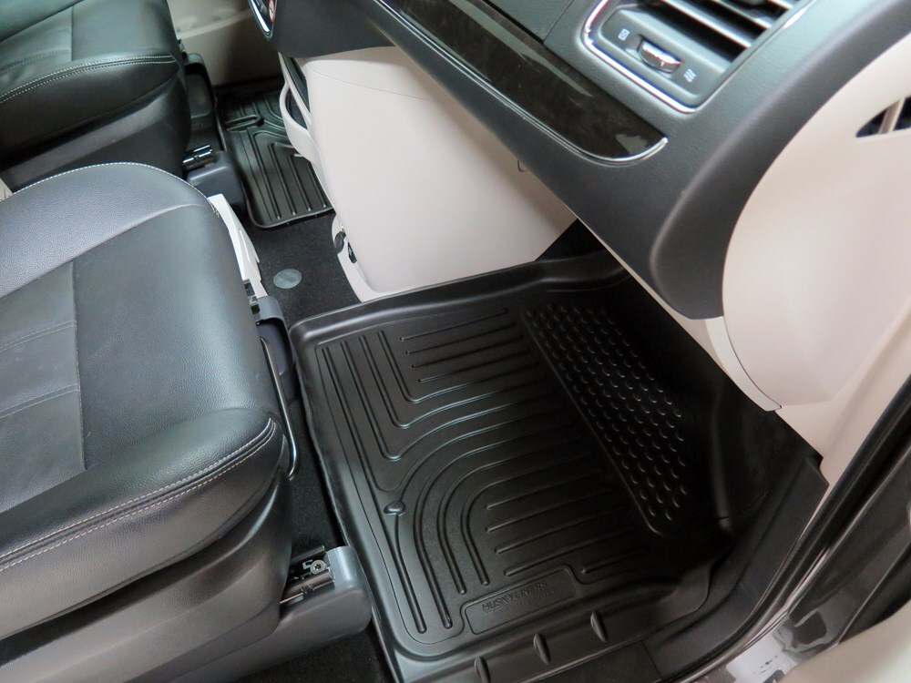 2016 Chrysler Town And Country Floor Mats Husky Liners